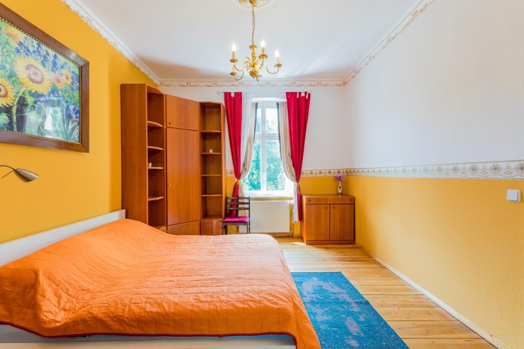 Schlafzimmer, bezugsfertige Wohnung in Berlin-Köpenick