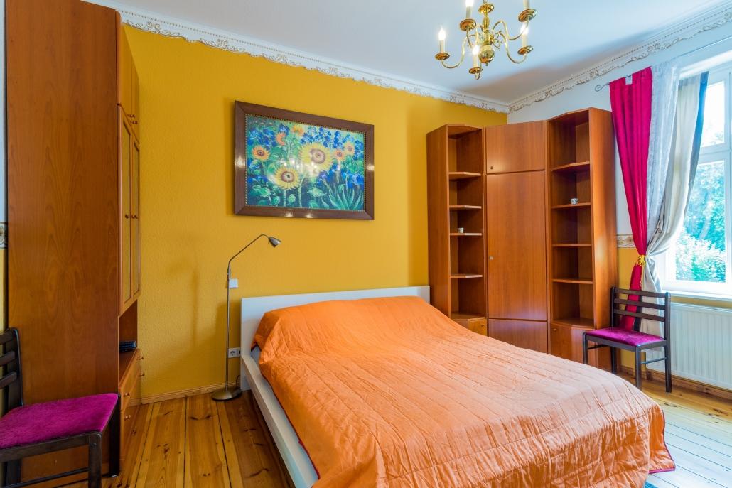 Schlafzimmer3, bezugsfertige Wohnung in Berlin-Köpenick
