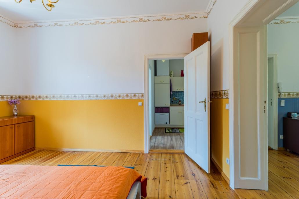 Schlafzimmer2, bezugsfertige Wohnung in Berlin-Köpenick