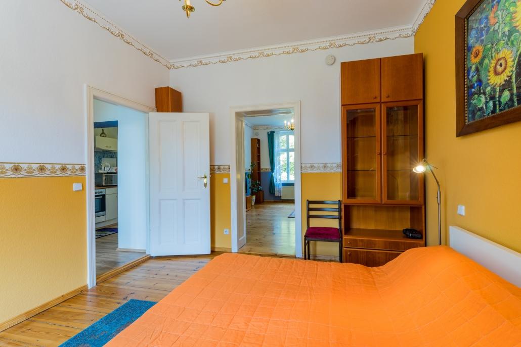 Schlafzimmer11,bezugsfertige Wohnung in Berlin-Köpenick