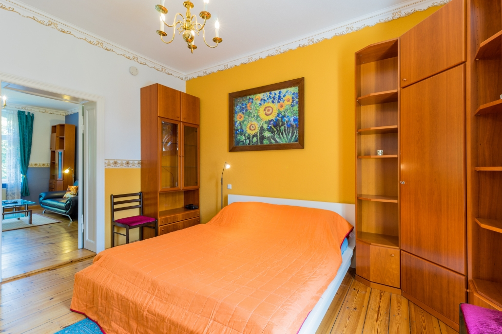 Schlafzimmer9, bezugsfertige Wohnung in Berlin-Köpenick