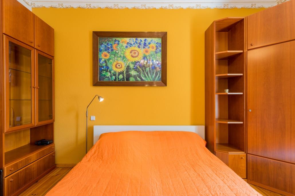 Schlafzimmer 10, bezugsfertige Wohnung in Berlin-Köpenick
