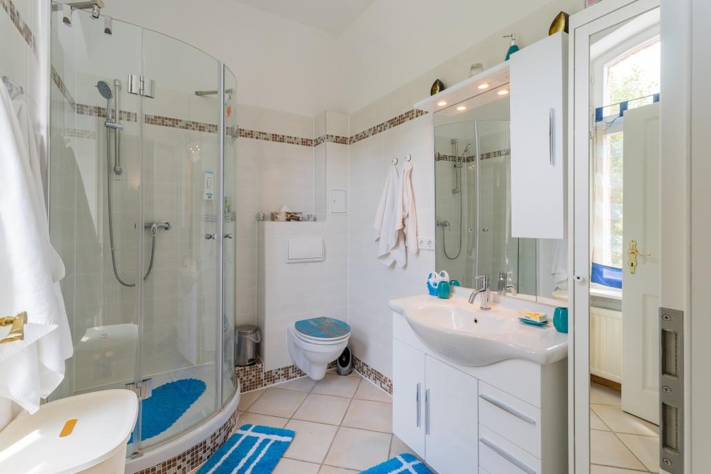 Badezimmer Raumansicht