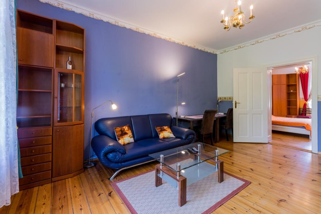 Wohnzimmer2, bezugsfertige Wohnung in Berlin-Köpenick