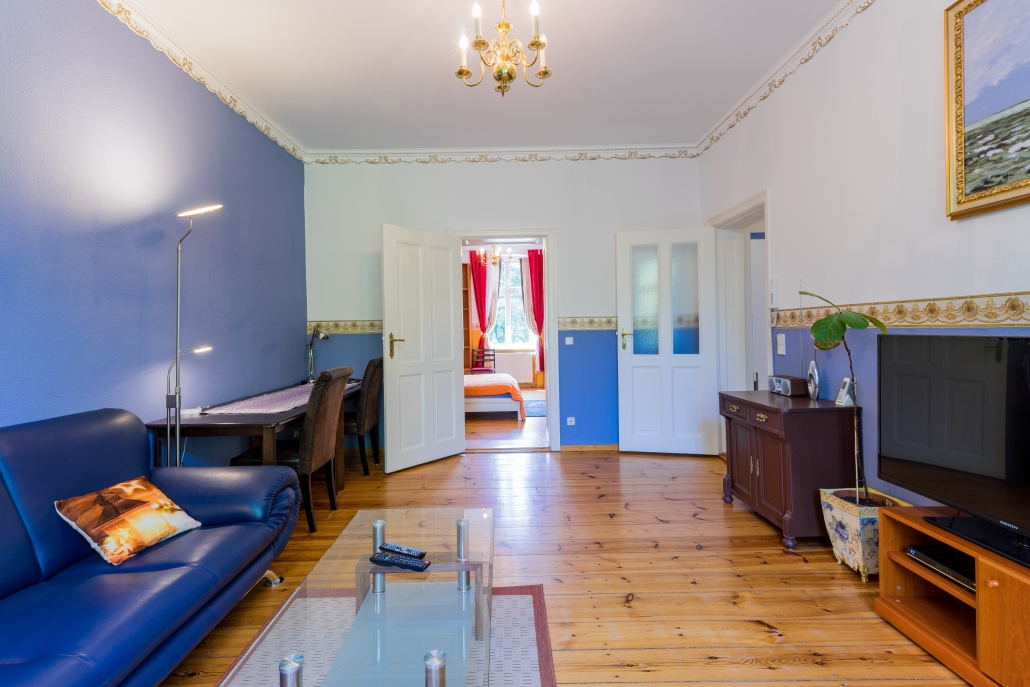 Wohnzimmer5, bezugsfertige Wohnung in Berlin-Köpenick