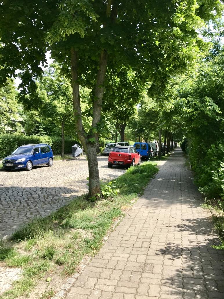 Wohnung Berlin - Lage - Florian-Geyer-Straße