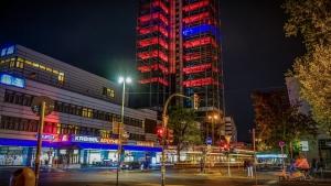 Wohnung Berlin Nachtleben