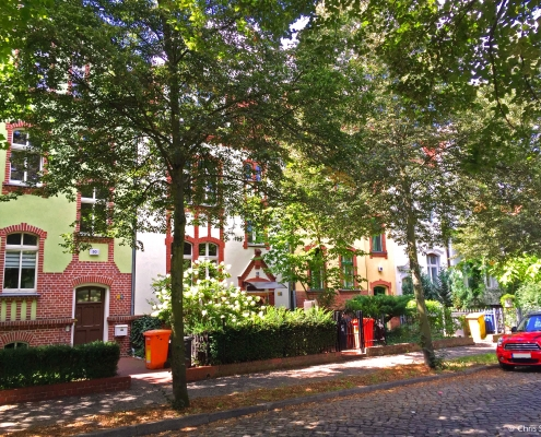 Wohnung Berlin Straße